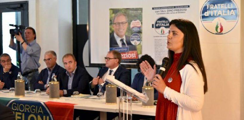 """Regionali 2020, Castiglione: """"Lista di Fratelli d'Italia frutto delle migliori energie irpine"""""""