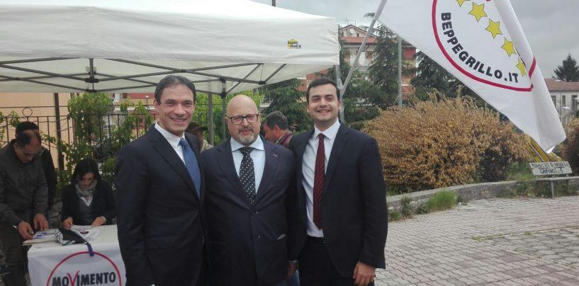 """Maraia: """"Con Ciampi e M5S storica occasione di cambiamento"""""""