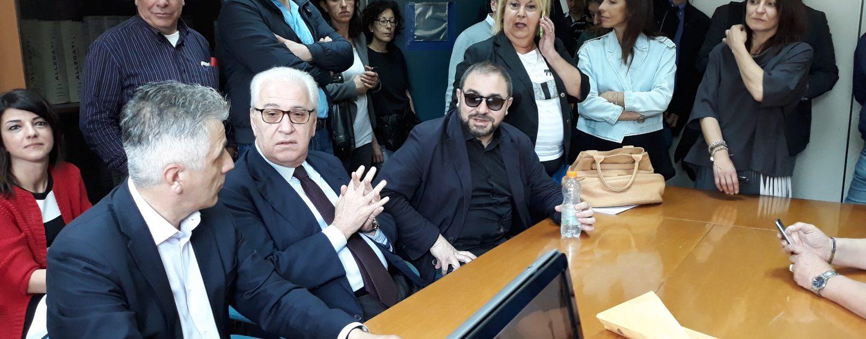 """Scrutatori, Foti: """"O sorteggio o la commissione salta"""". La querelle si sposta in Prefettura"""