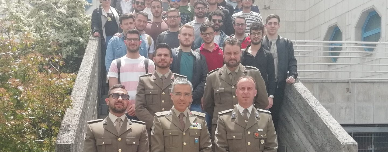 Croce rossa, al Moscati giornata divulgativa per l'arruolamento nel corpo militare
