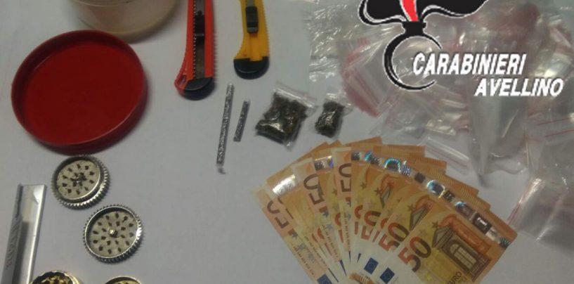 Nasconde la droga sotto al materasso: arrestato giovane gambiano