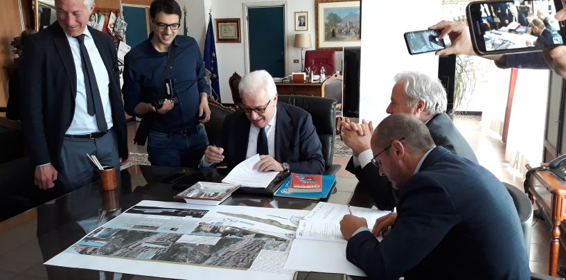 """""""Avellino al centro del trasporto ferroviario regionale"""": il sogno di Comune e FS"""