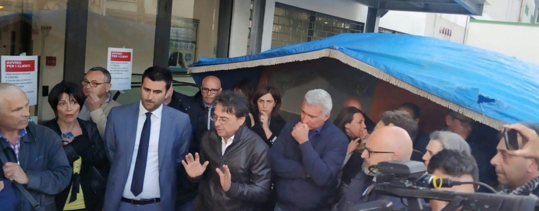 """Crisi Ipercoop, Ciampi: """"No ai licenziamenti, siamo al fianco dei lavoratori"""""""