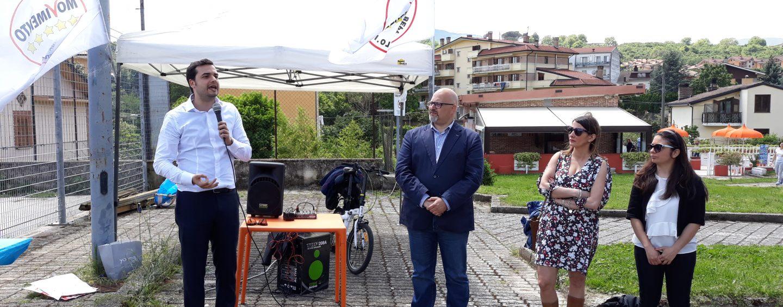 """Ciampi: """"Puntiamo su sicurezza e legalità"""". Lunedì, incontro con il sottosegretario Sibilia"""