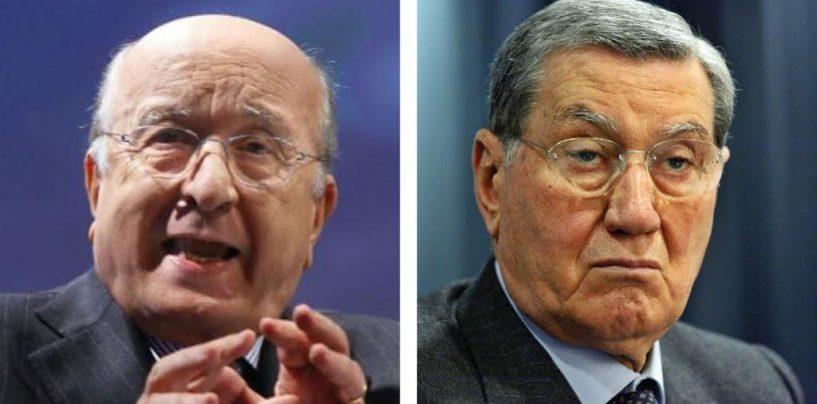 Amministrative, Mancino e De Mita si uniscono contro i Cinquestelle