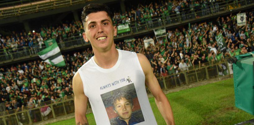 """Avellino, il primo tassello dalla D. Molina: """"Grazie Taccone ma voglio la A"""""""