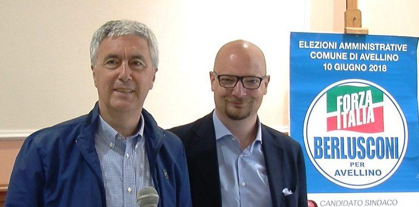 """Forza Italia presenta i suoi candidati, Sibilia contro Fratelli D'Italia: """"Desistenza fallimentare"""""""