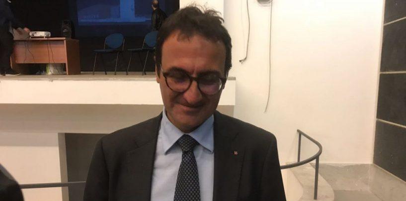 """""""Castellarte non può fermarsi"""", il candidato del centrosinistra Pizza propone Avellino come sede"""