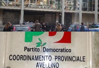 Terremoto nel Pd provinciale: il Tribunale di Avellino dichiara nullo il Congresso
