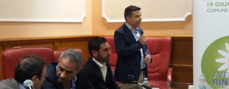 """Centrosinistra, Petracca: """"Non siamo un'ammucchiata, Pizza è una garanzia di rinnovamento"""""""