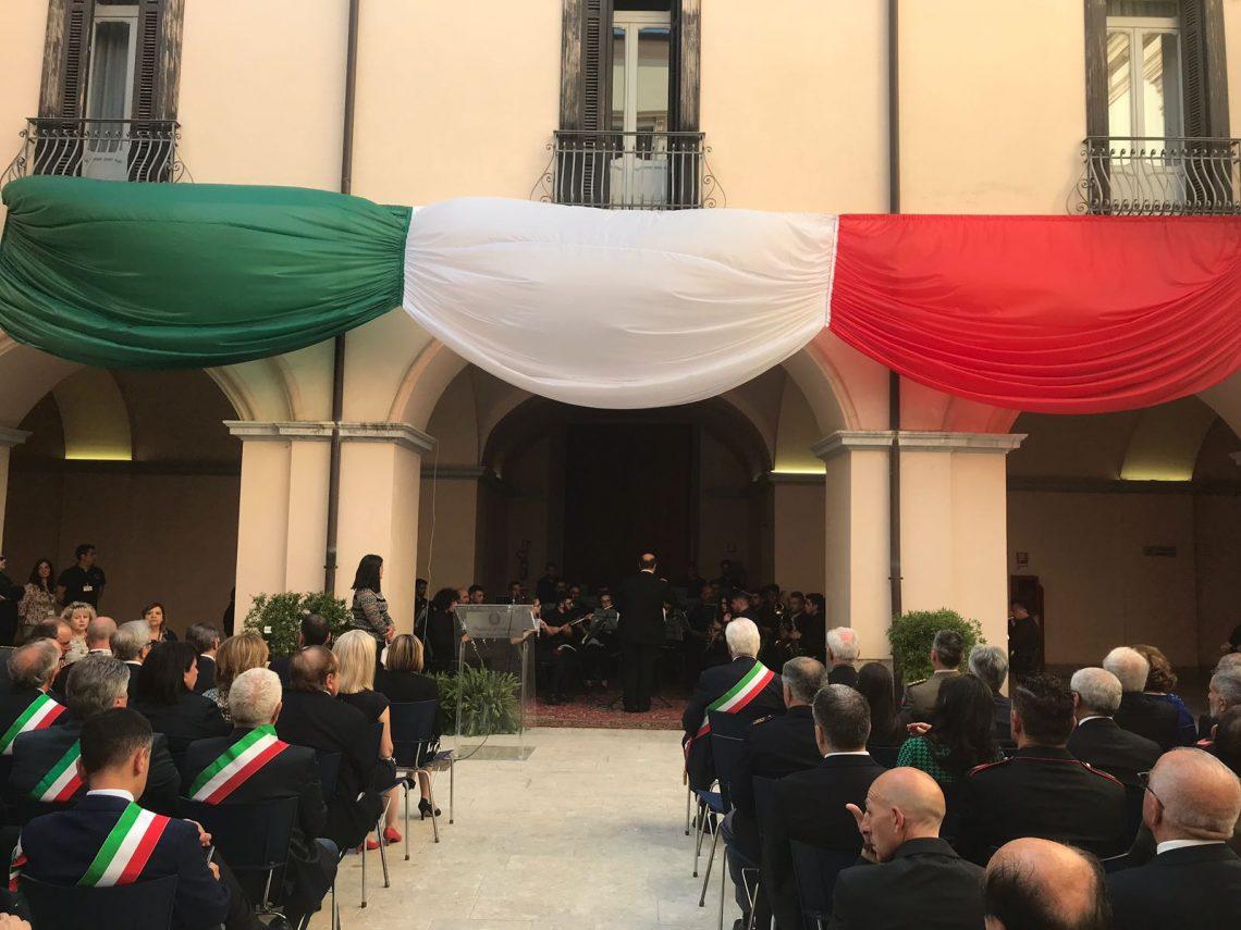 FOTOGALLERY/ Conferite 26 onorificenze al merito della Repubblica, la cerimonia in Prefettura