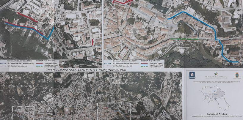 Rio San Francesco, pronta la bonifica della bomba ecologica che attraversa la città