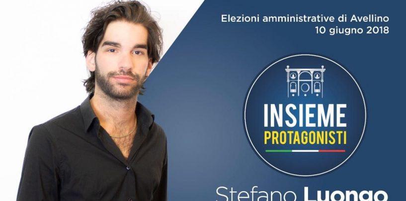 """""""Facciamo sentire la voce dei giovani"""", Stefano Luongo presenta il programma elettorale"""