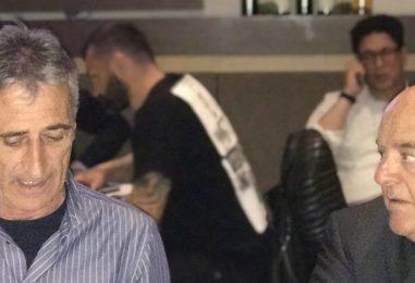 Avellino Calcio – Taccone-Foscarini, metti una trattativa a cena