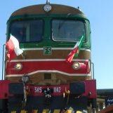 """VIDEO/ Avellino-Rocchetta, semaforo verde per la locomotiva storica: """"Ora impegno unanime dei comuni"""""""