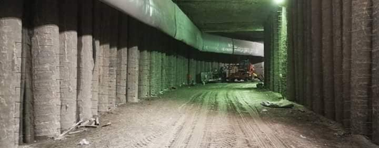 """Il tunnel vede la luce, la D'Agostino Costruzioni conferma: """"E' già percorribile"""""""