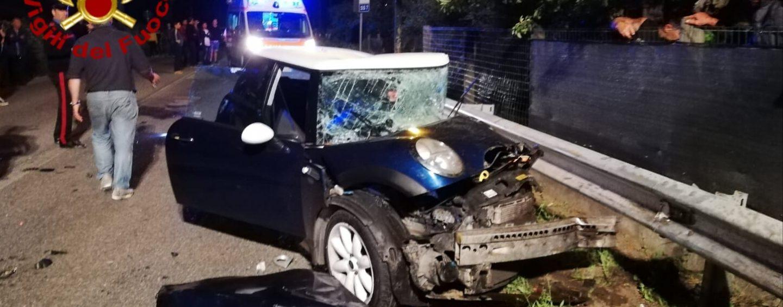 Spaventoso incidente a Montemiletto: uno dei feriti non ce l'ha fatta