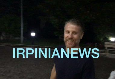 FOTO/ Marcolini ad Avellino col suo staff: domani la presentazione