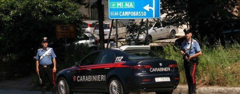 Operazione anti-droga dei Carabinieri nel Rione Libertà