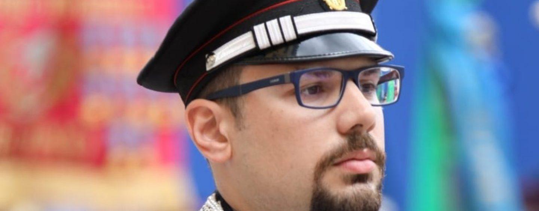 Il Comandante dei Carabinieri Pirronti in missione di pace in Kosovo