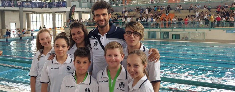 Nuoto, ottimi risultati della New Sporting In alla manifestazione interregionale F.I.N.