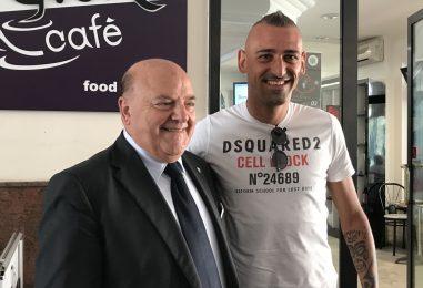 """VIDEO/ Castaldo biancoverde a vita: """"Avellino è stata sempre la mia priorità"""""""