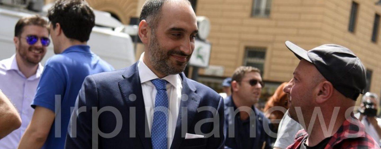 """Nomina Piantedosi, Gubitosa: """"L'Irpinia nel Governo dalla porta principale"""""""
