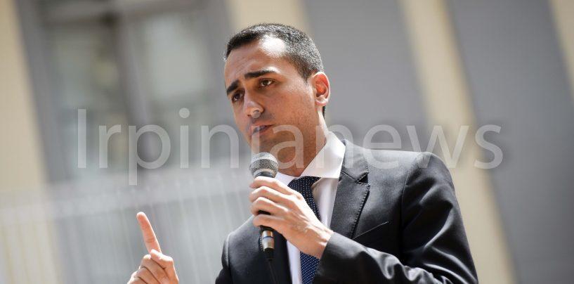 """IIA, Di Maio alla Camera: """"Abbiamo mantenuto le promesse. Ricominceremo a produrre autobus in Italia"""""""