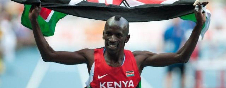 Atletica, il campione del mondo Ezekiel Kemboi ad Avellino