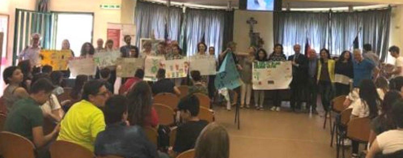 'Rifiuto inquinare', gli studenti di Grottaminarda impegnati nella tutela dell'ambiente