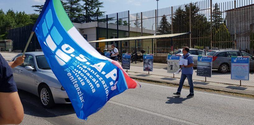 """""""L'emergenza carceri in Campania è insostenibile"""": lettera dell'OSAPP alle Prefetture"""