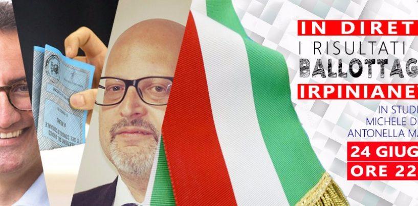 SPECIALE BALLOTTAGGIO/ La maratona elettorale in diretta su Irpinianews