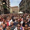 FOTOGALLERY/ Marea gialla in Via Matteotti: Avellino saluta il vicepremier Di Maio
