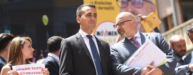 """Di Maio: """"Con Ciampi Avellino sarà in collegamento diretto con il Governo"""""""