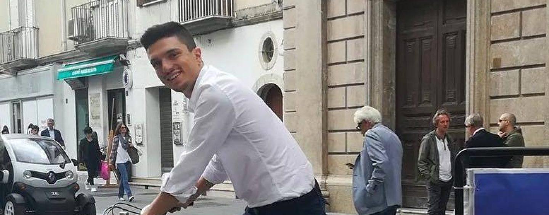 """""""Per Ciampi garantisce il Movimento. Fare impresa in Irpinia si può"""": parla Ridente, volto giovane dei 5 Stelle"""