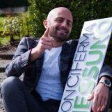 Luca Abete lancia il suo rinnovato sito web. Tutto pronto per la nuova stagione di 'Striscia'