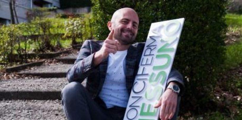 """""""Le 4 Notti dei Briganti"""", il tour dell'ottimismo di Luca Abete fa tappa a Montemiletto"""