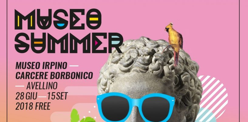 """Al Museo Irpino torna """"Museo Summer"""", appuntamento dal 28 giugno"""