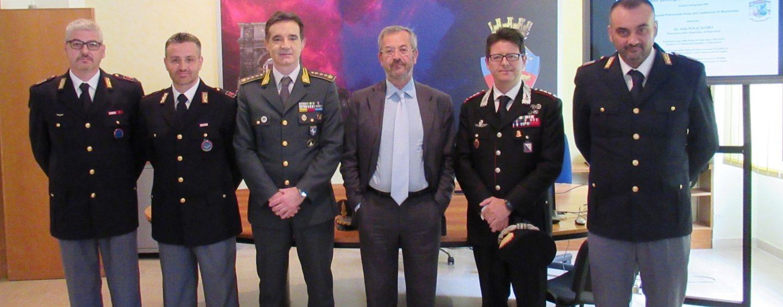 Truffe informatiche, a Benevento il seminario delle Forze dell'Ordine