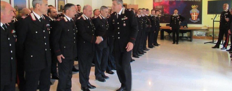 Incarico a Roma per il generale Cinque, comandate dei Carabinieri Campania