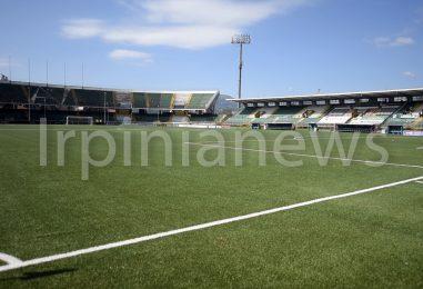 Iscrizione in Serie C, lo stadio Partenio-Lombardi salva la Turris