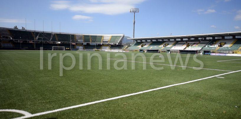 Calcio Avellino: prima il Ladispoli, poi la grana Partenio