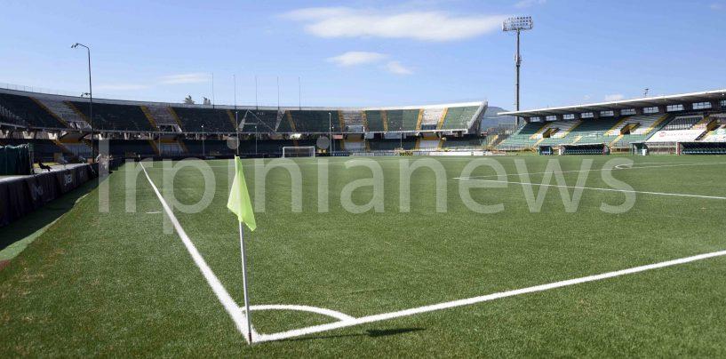 Calcio Avellino, nessuna apprensione per lo stadio Partenio