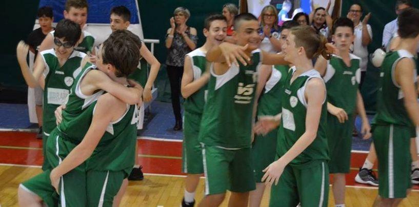 La Vito Lepore conquista l'Italo Basket Cup nella categoria Under 13