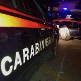 Flumeri, fermate dai Carabinieri quattro persone sospette