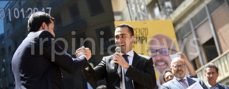 Carlo Sibilia nella squadra di Governo: sarà Sottosegretario agli Interni