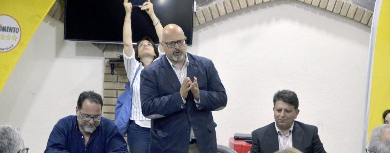 """Ciampi: """"Avellino come Livorno, al fianco dei deboli. Dai 300 ai 500mila euro annui per il reddito di cittadinanza"""""""