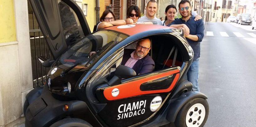 """Amministrative, Ciampi (M5S): """"L'Italia ha cambiato, ora tocca ad Avellino"""""""