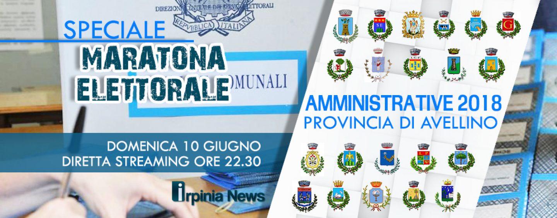 SPECIALE AMMINISTRATIVE/ Stasera in diretta la lunga maratona elettorale di Irpinianews