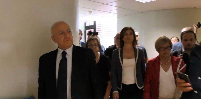 Sanità Campania, le nomine dei vertici: Morgante confermata, al Moscati arriva Pizzuti